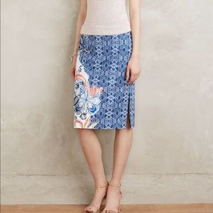 Anthropologie Moulinette Souers Becancour Skirt 12